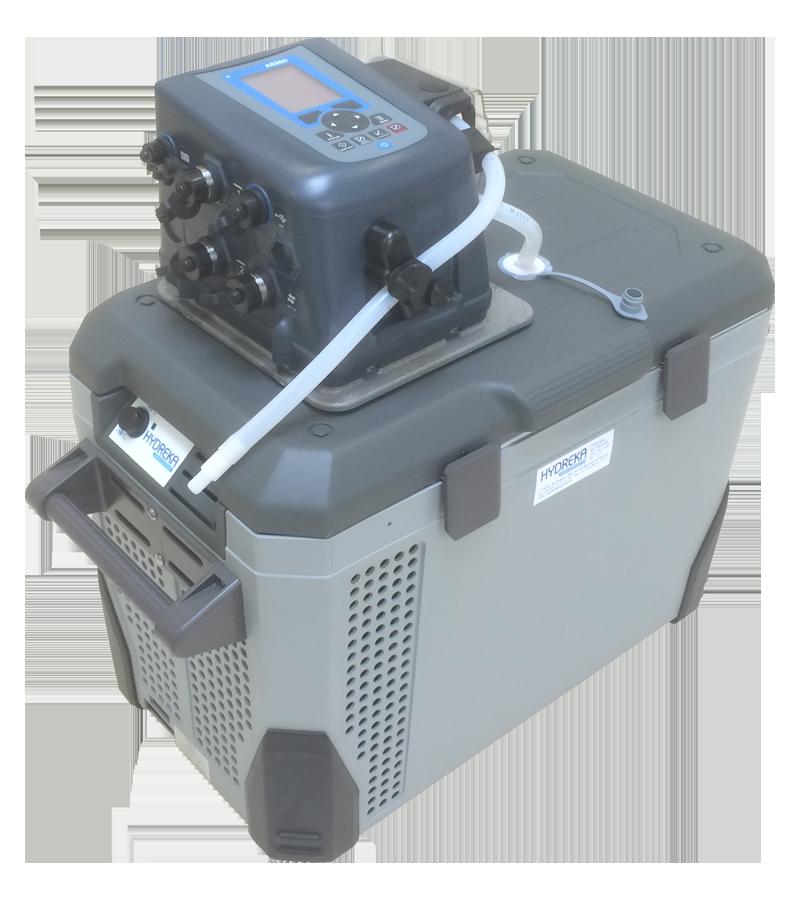 AS950 Single bottle refrigerated sampler Image